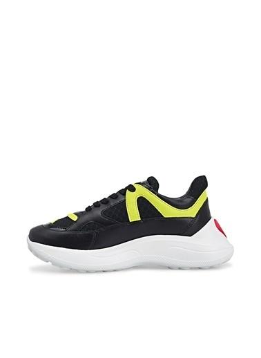 Love Moschino   Sneaker Ayakkabı Kadın Ayakkabı Ja15306G1Cıv200A Siyah